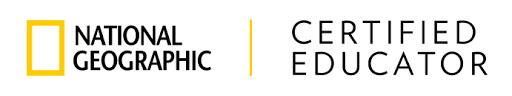 National Geographic Certified Educator logo